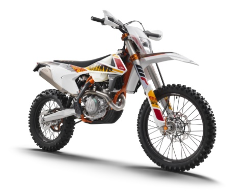 KTM 450 EXC F SixDays right front 480