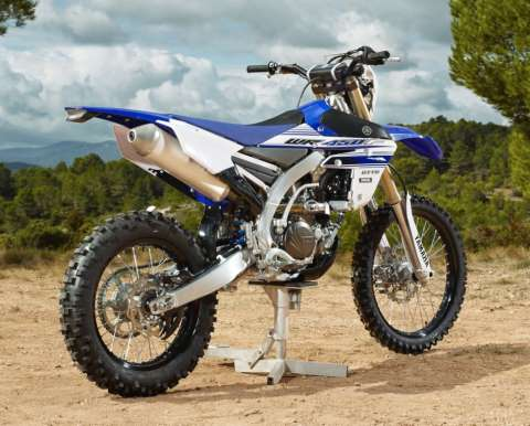 2016 Yamaha WR450F EU Racing Blue Static 006 480