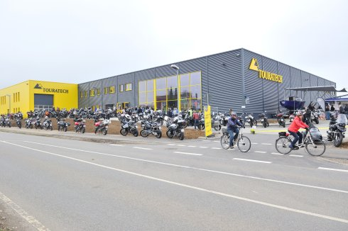 Touratech-Neubau