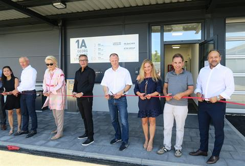 Opening KTM Development Center Rosenheim 1