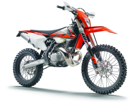 KTM 250 EXC TPI right front MY 2018 480