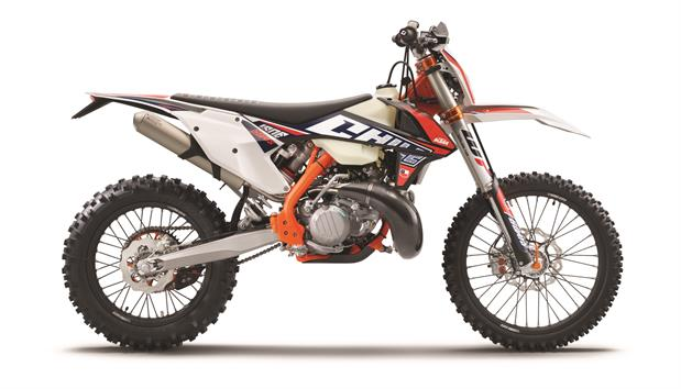 ktm 300 exc tpi six days my2019 90 degree right