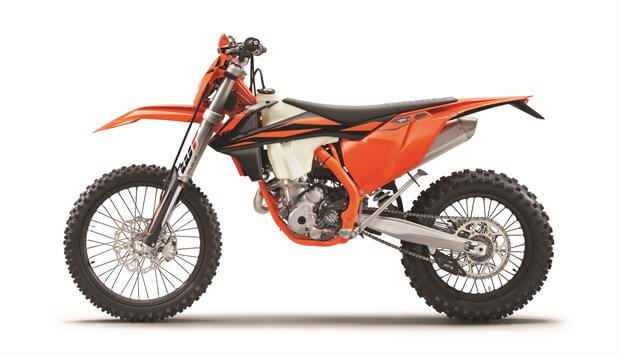 ktm 350 exc f my2019 90 degree left