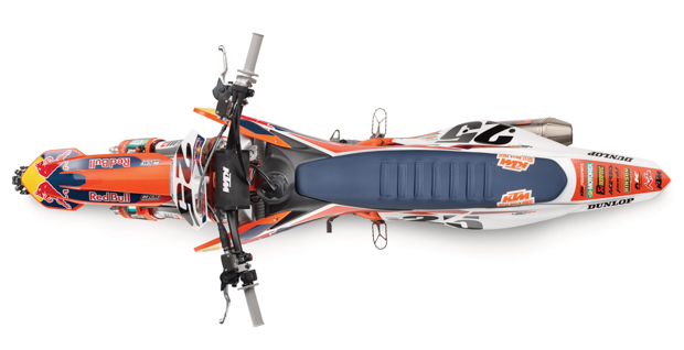 ktm sx f factory edition s. christof 12
