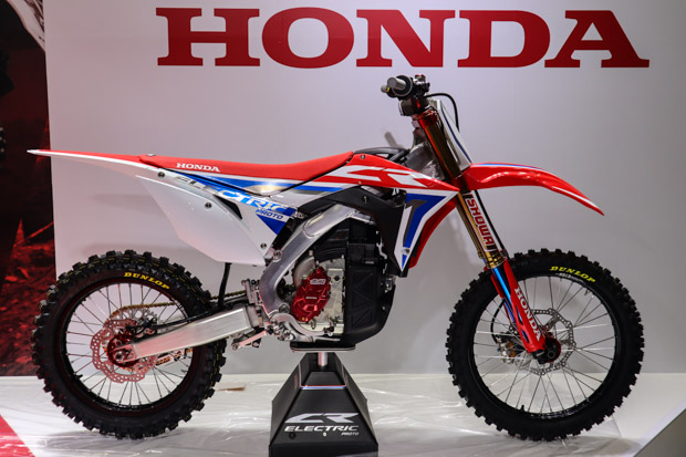 honda cre electric prototyp s. christof 1