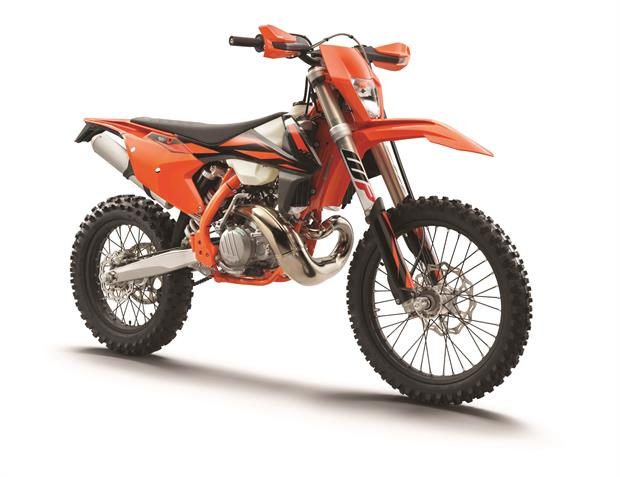ktm 300 exc tpi my2019 right front