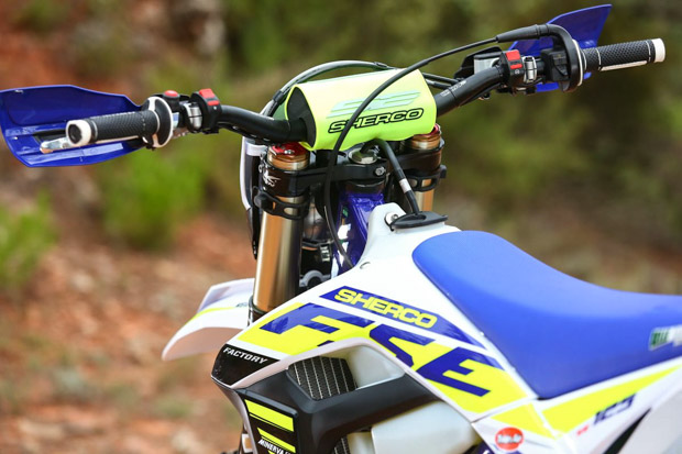 sherco sef r 125 factory 2020 s. christof 6