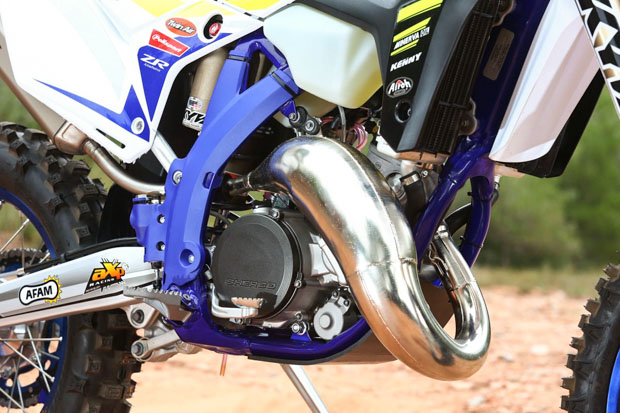 sherco sef r 125 factory 2020 s. christof 7