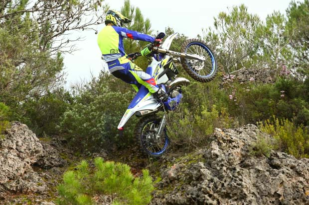 sherco sef r 125 factory 2020 s. christof 8