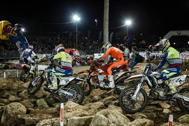 1. lauf wess extreme xl lagares endurocross 1. tag s. christof 4