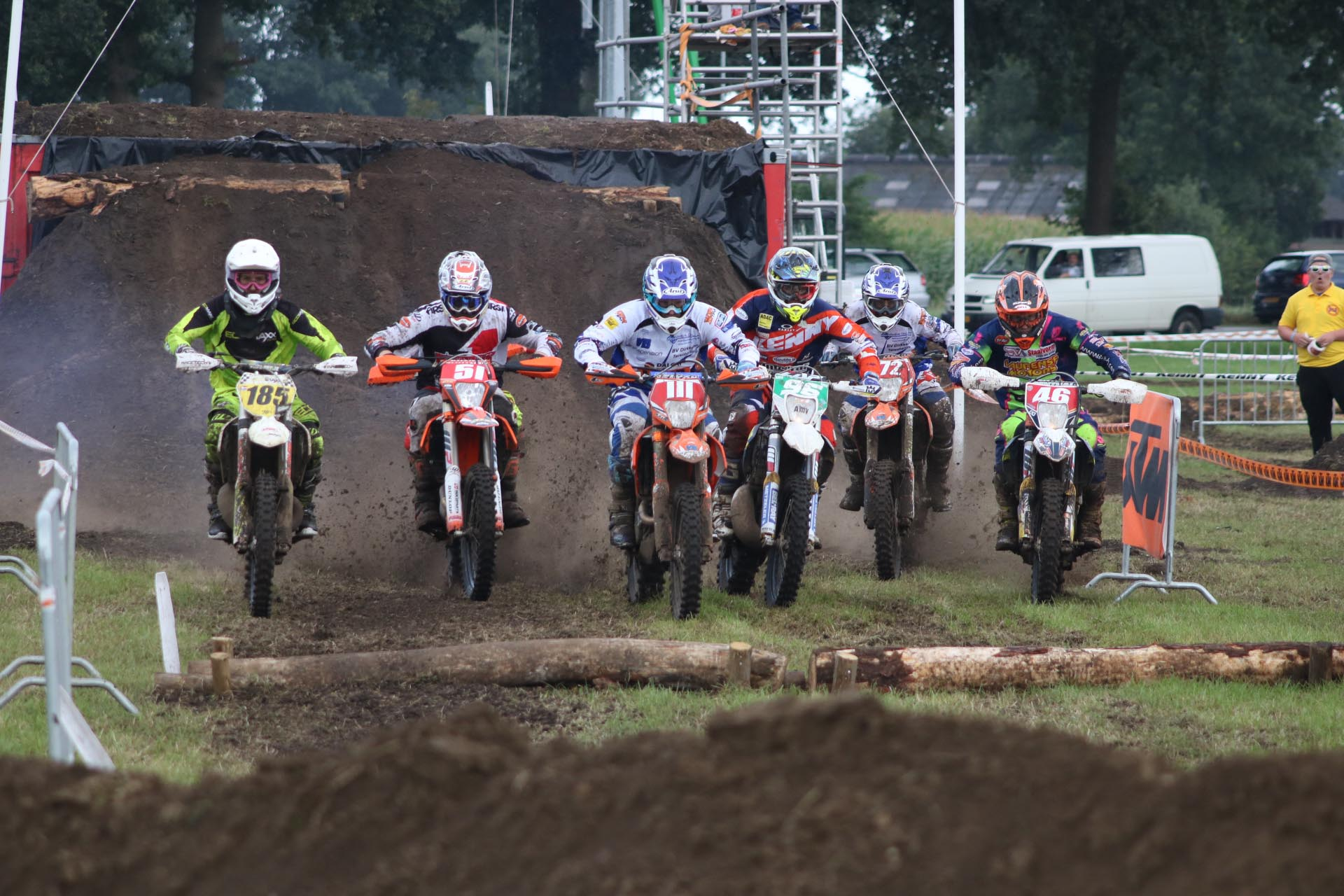 2016 08 endurocross nl start