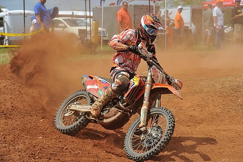 Russell gncc rd4 2014