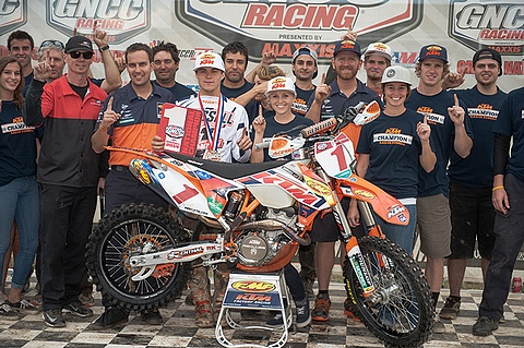Team Photo KTM Russell 3739