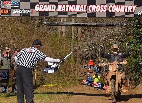 Russell GNCC rd3 2015