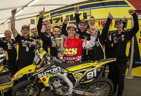 Seewer gp6 latvia mx2 2nd 2016