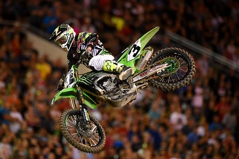 Tomac monster energy cup 2016