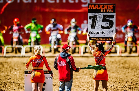 Jauer start Maxxis
