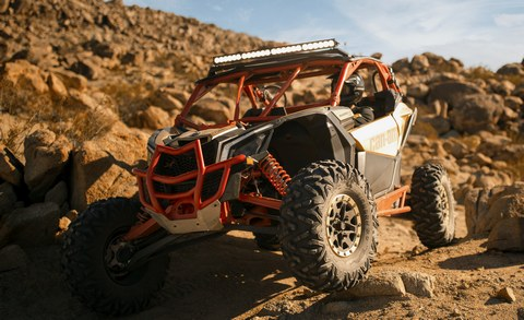 Maverick X3TURBO R Gold