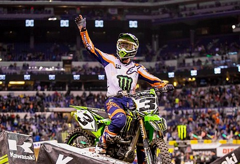 Tomac amasx Indy victory 2017