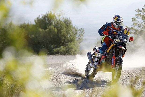 matthias walkner red bull ktm rally factory racing team shooting 2018