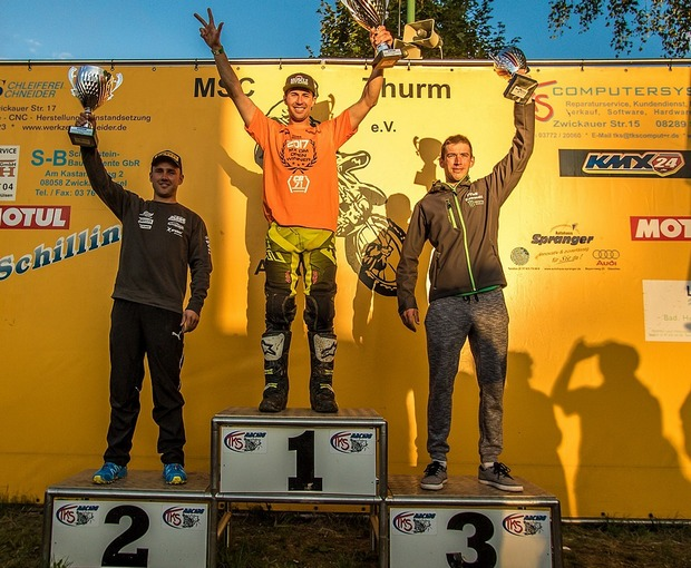 podium dmopen thurrm 2017