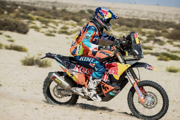 walkner stage win 10 dakar2018