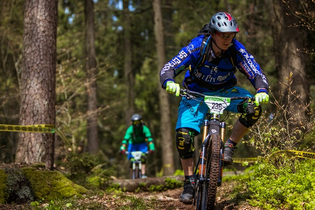 enduro1 action