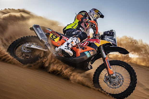 walkner red bull ktm factory racing 2021 dakar