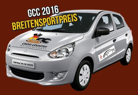 Der GCC Breitensportpreis 2016