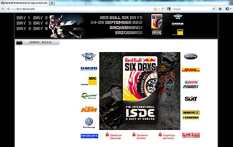 2012-09-isde-live-timing